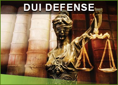 DUI - BUI Defense