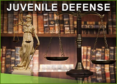 Juvenile Crime Defense